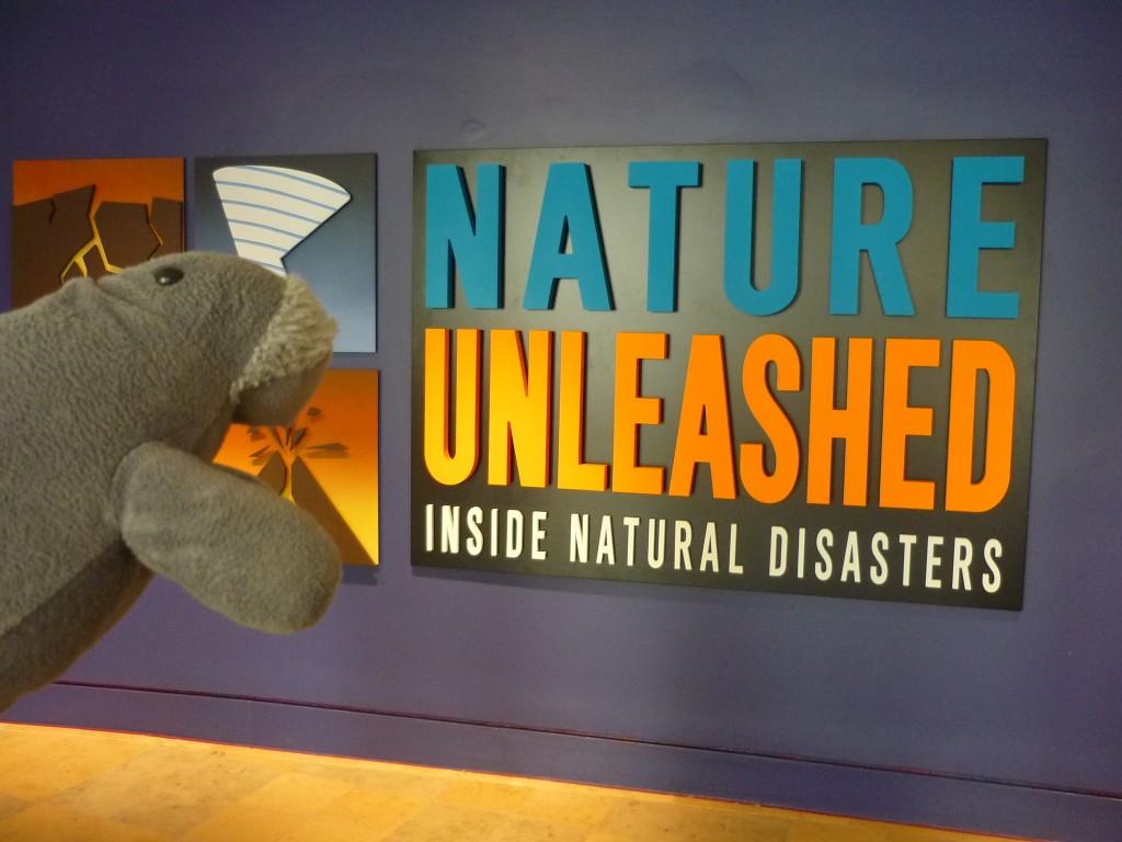 Nature Unleashed?  Ha.  Wait til they get a load of me.